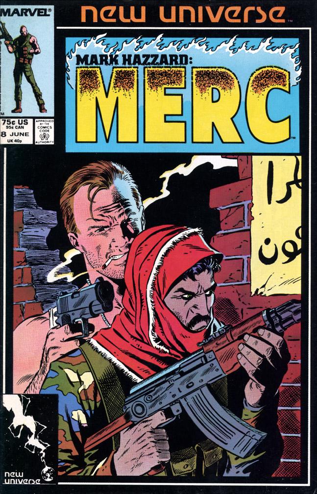 MERC #8