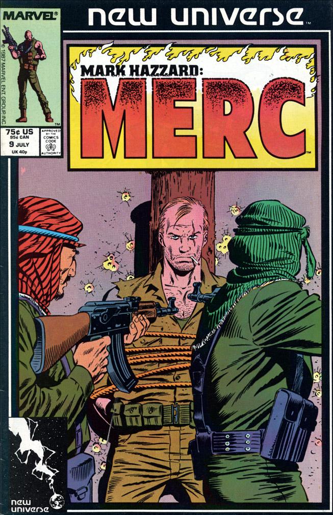 MERC #9