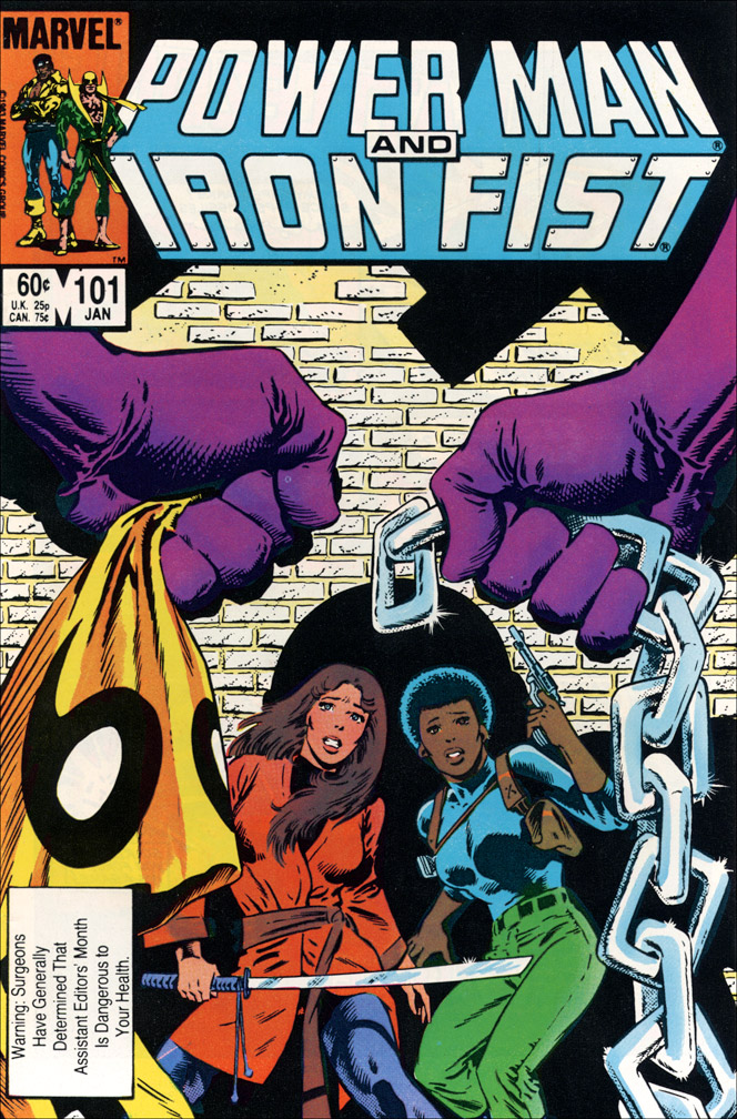 Power Man/Iron Fist #101