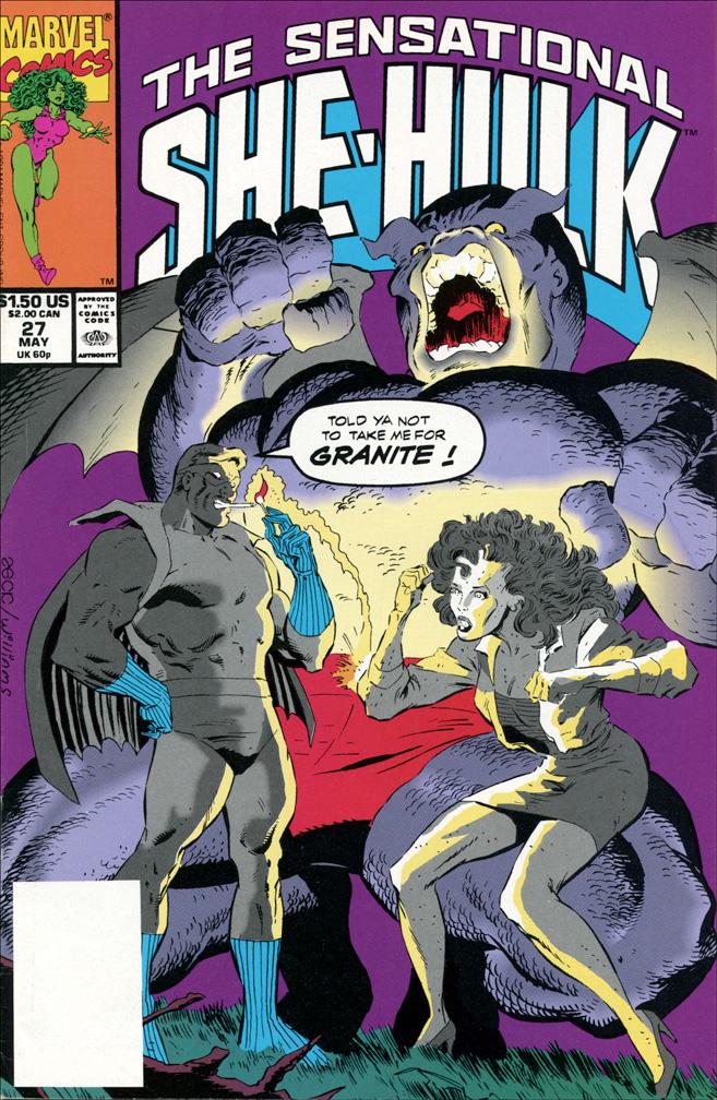 She-Hulk #27