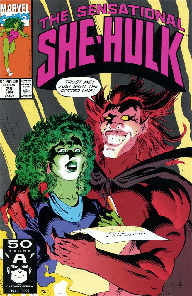 She-Hulk #28