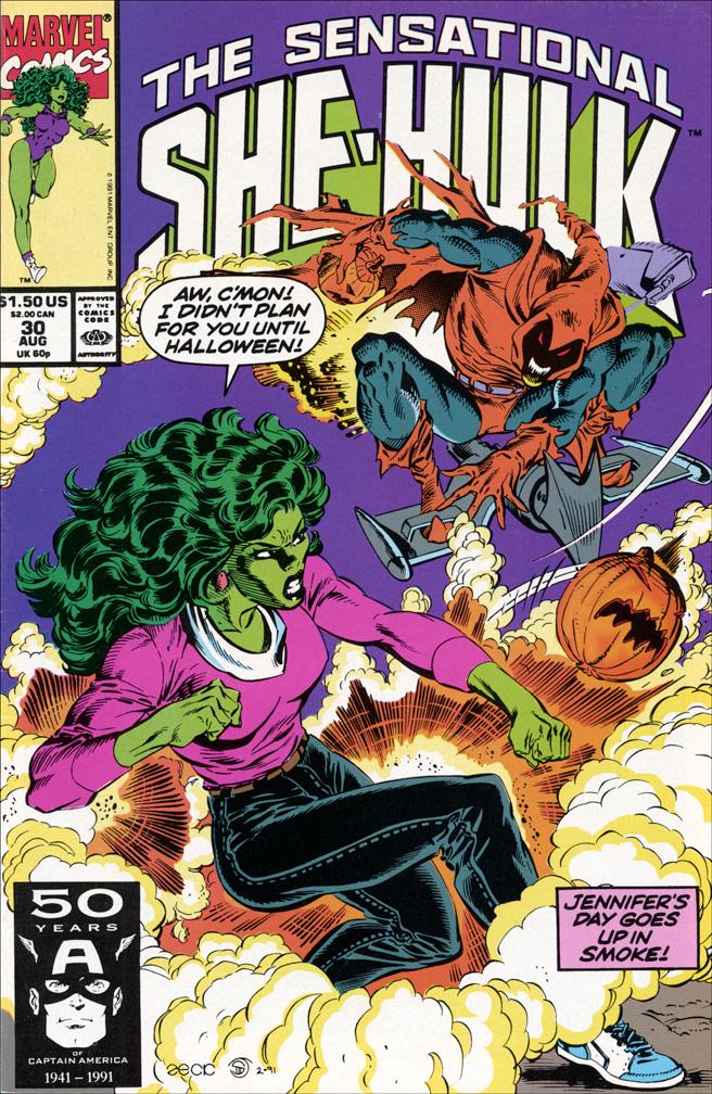 She-Hulk #30