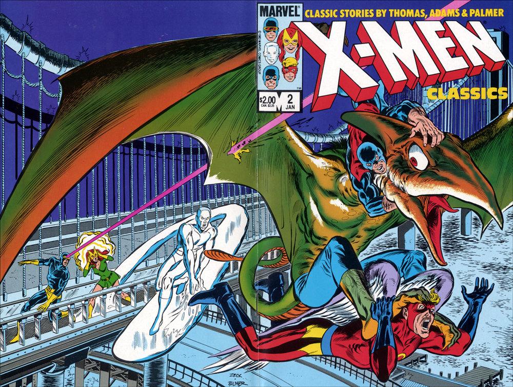 X-Men Classics #2