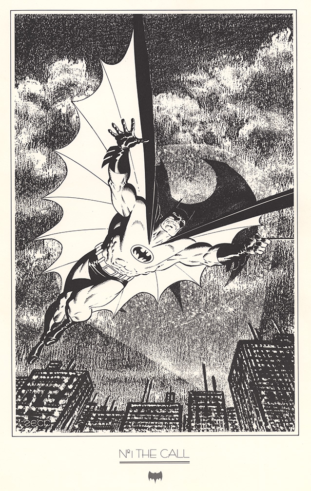Batman Portfolio, Pl #1 of 6