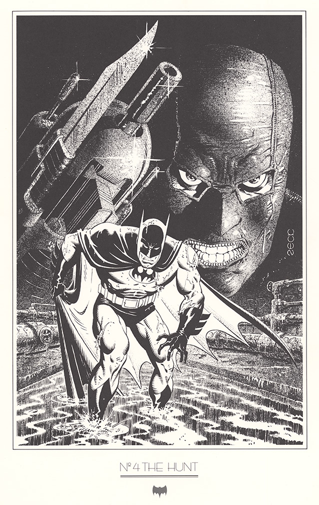 Batman Portfolio, Pl #4 of 6
