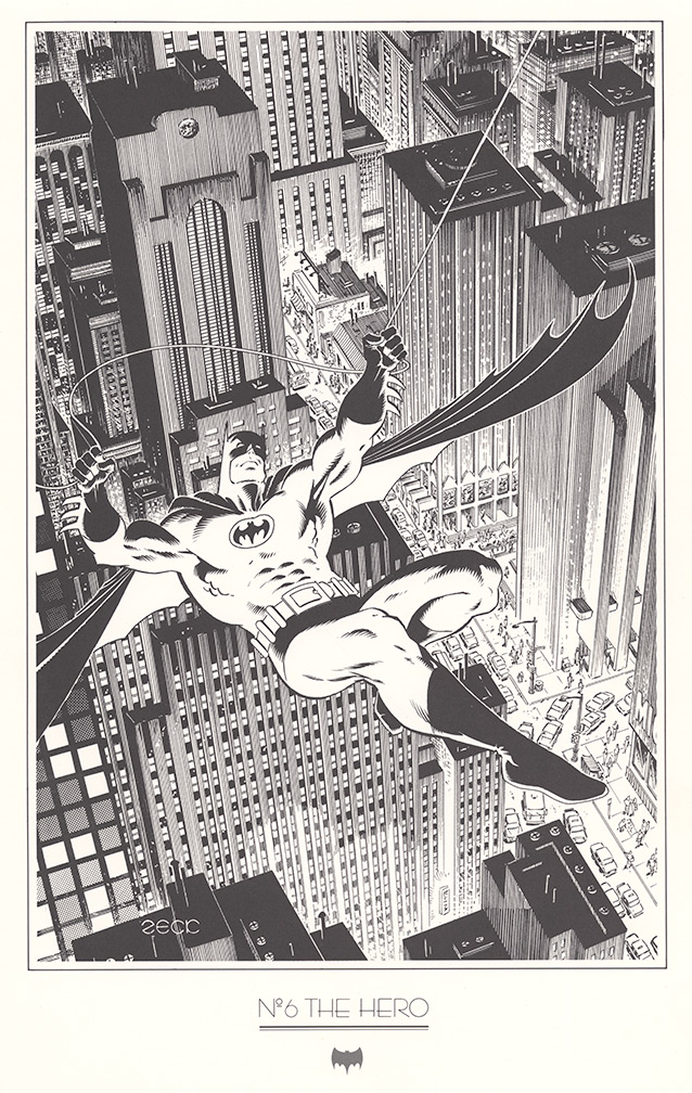 Batman Portfolio, Pl #6 of 6