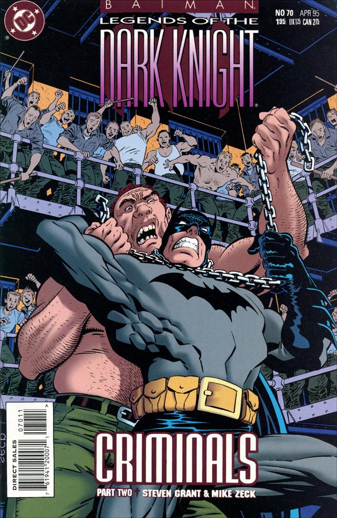 Batman: LODK #70
