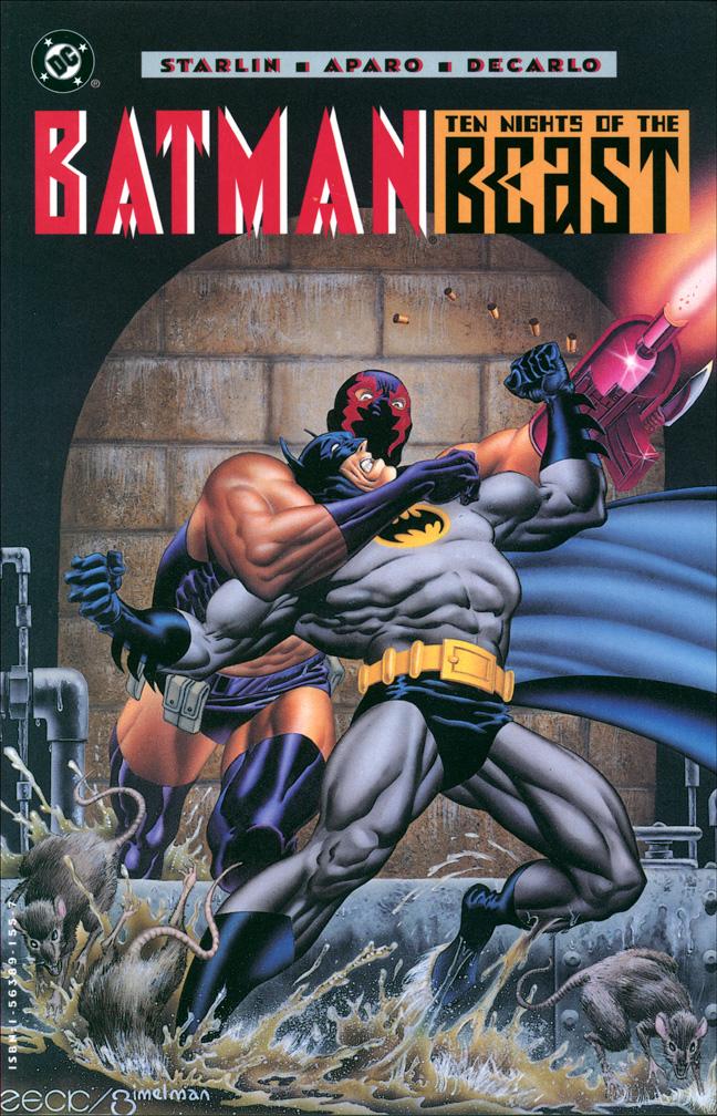 Batman, TPB