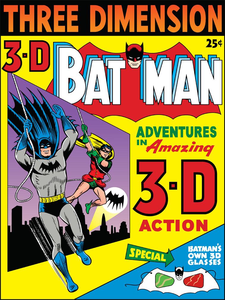 3-D Batman
