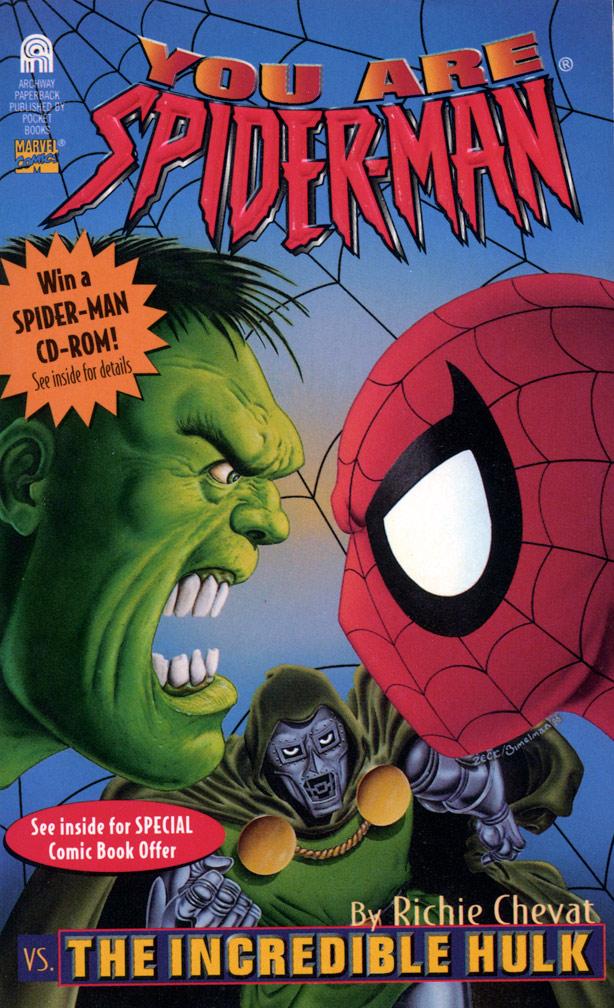 Spider-Man Paperback