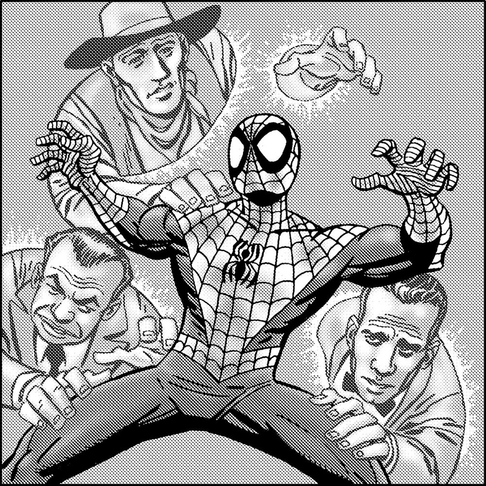 Spider-Man Trilogy 1