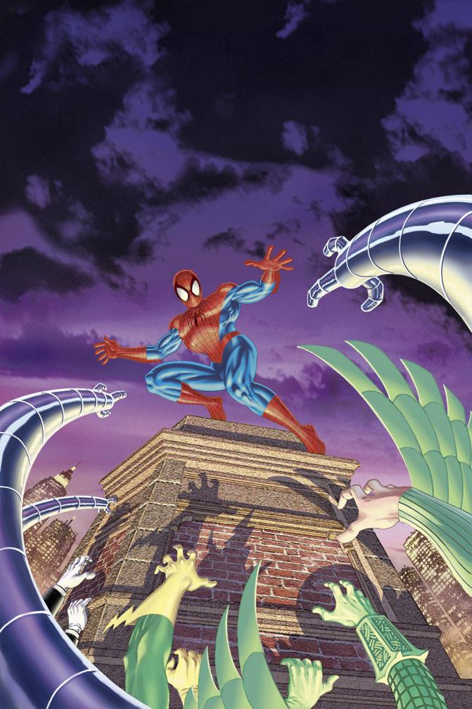 Spider-Man Trilogy 3