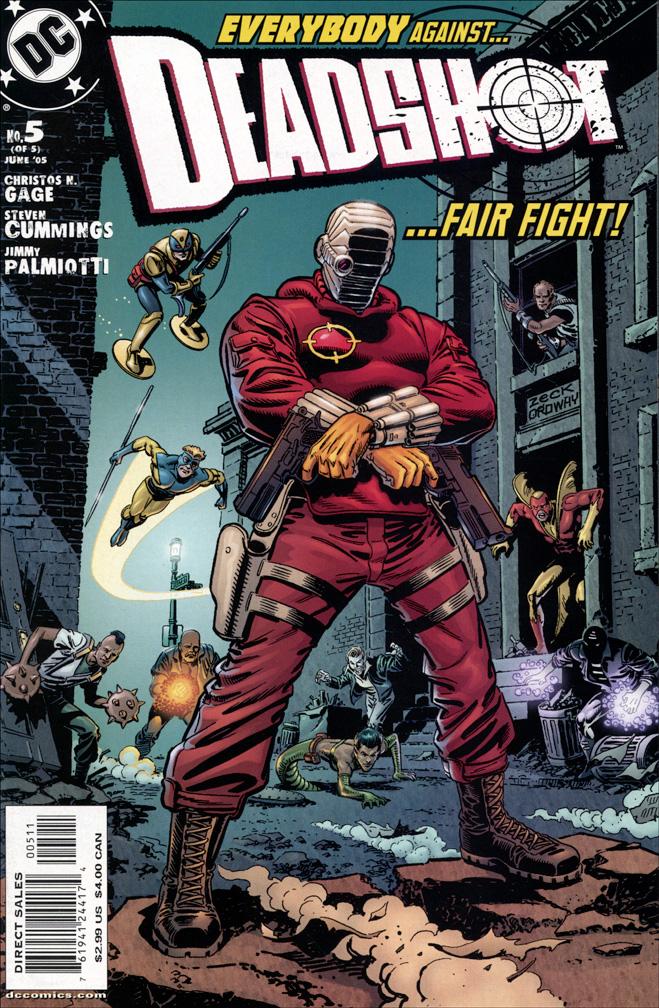 Deadshot #5