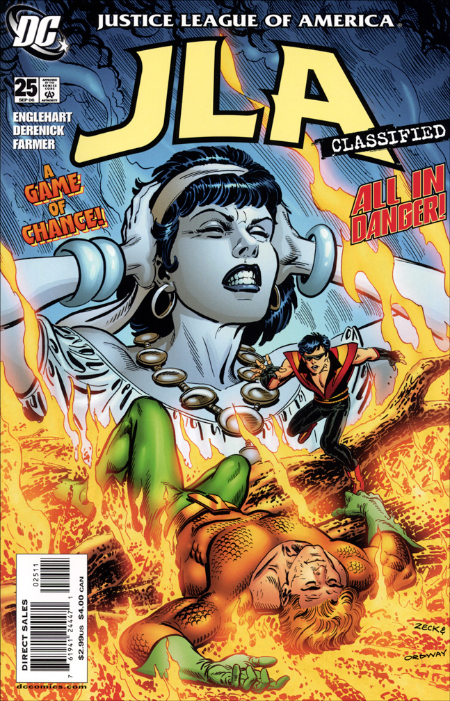 Image result for JLA: Classified #23