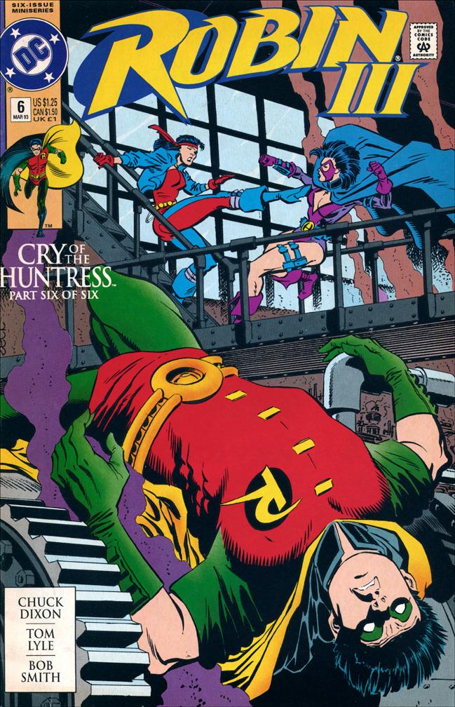 Robin 3 #6 of 6