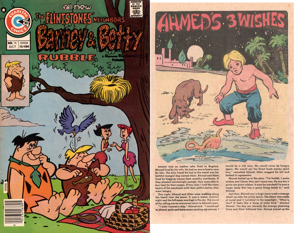 Barney and Betty Rubble #16