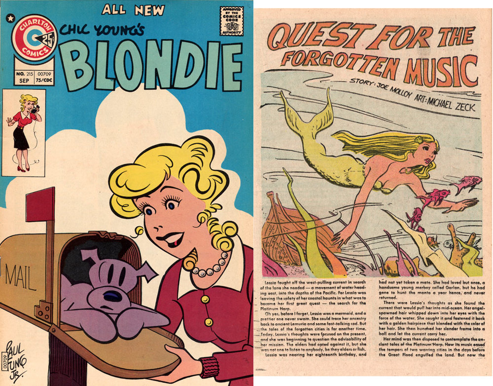 Blondie #215
