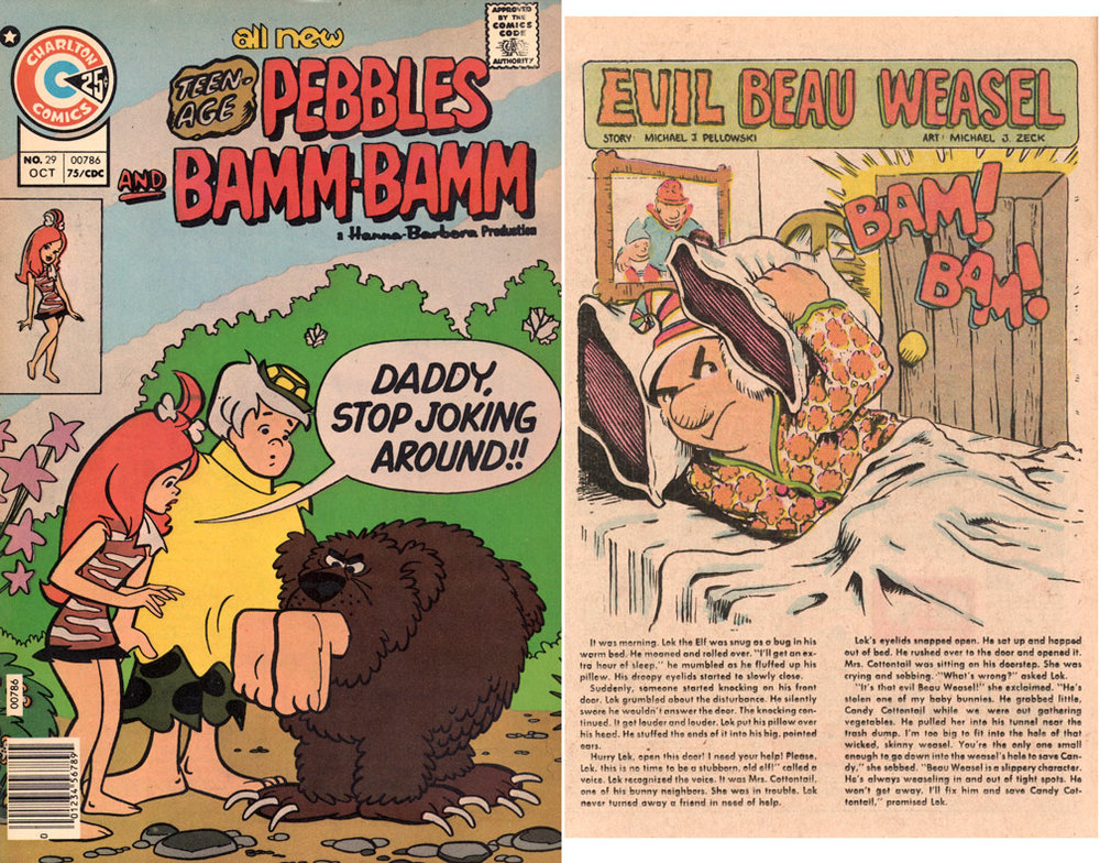 Pebbles and Bamm-Bamm #29