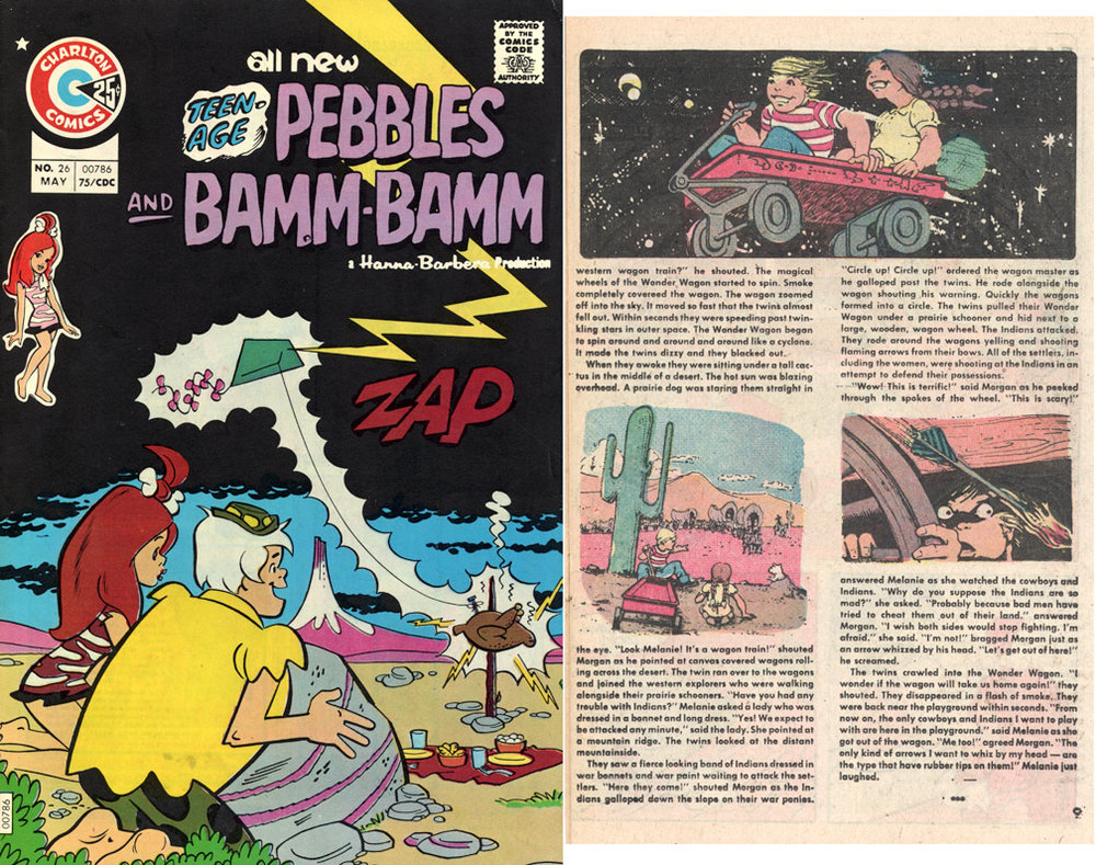 Pebbles and Bamm-Bamm #26