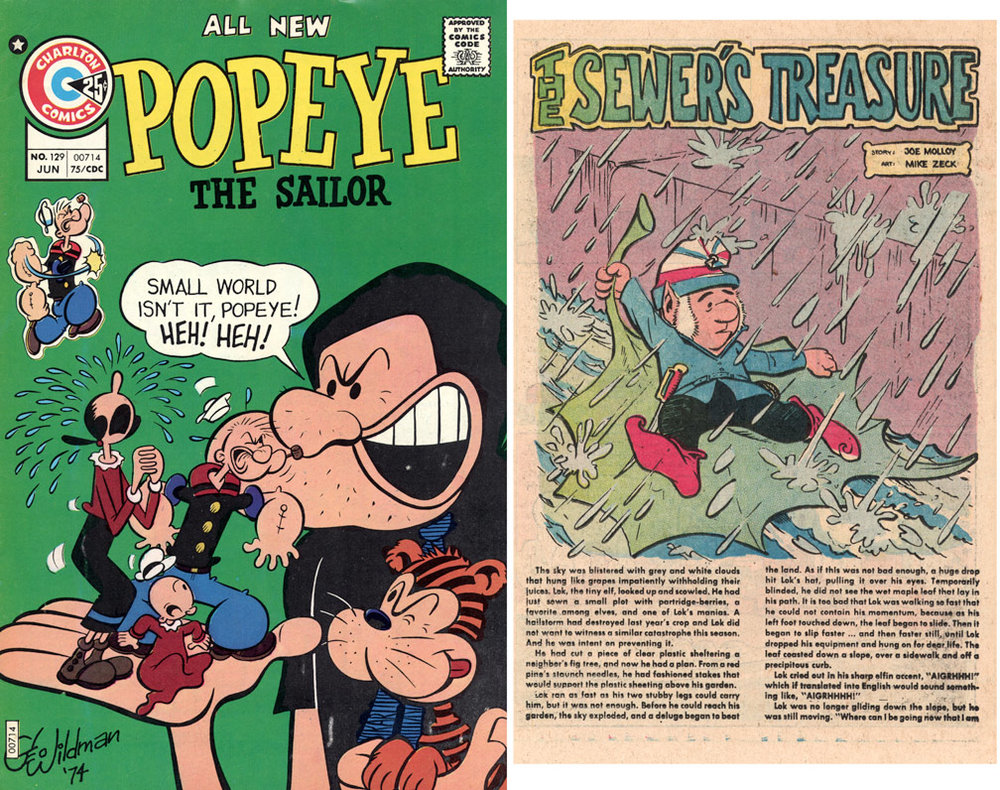 Popeye #129