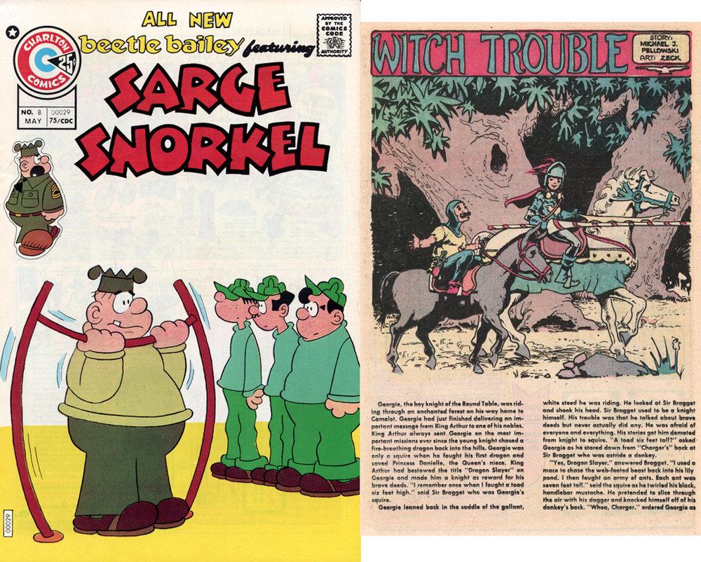 Sarge Snorkel #8