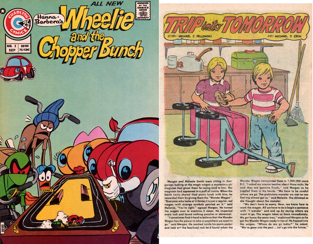 Wheelie and the Chopper Bunch #2