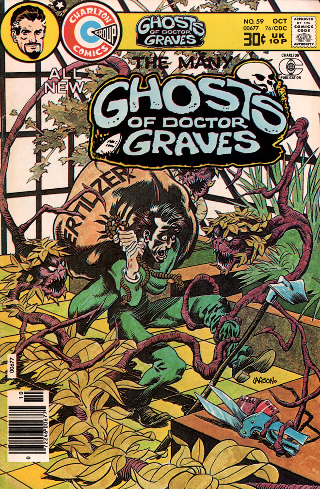 The Many Ghosts of Dr Graves #59