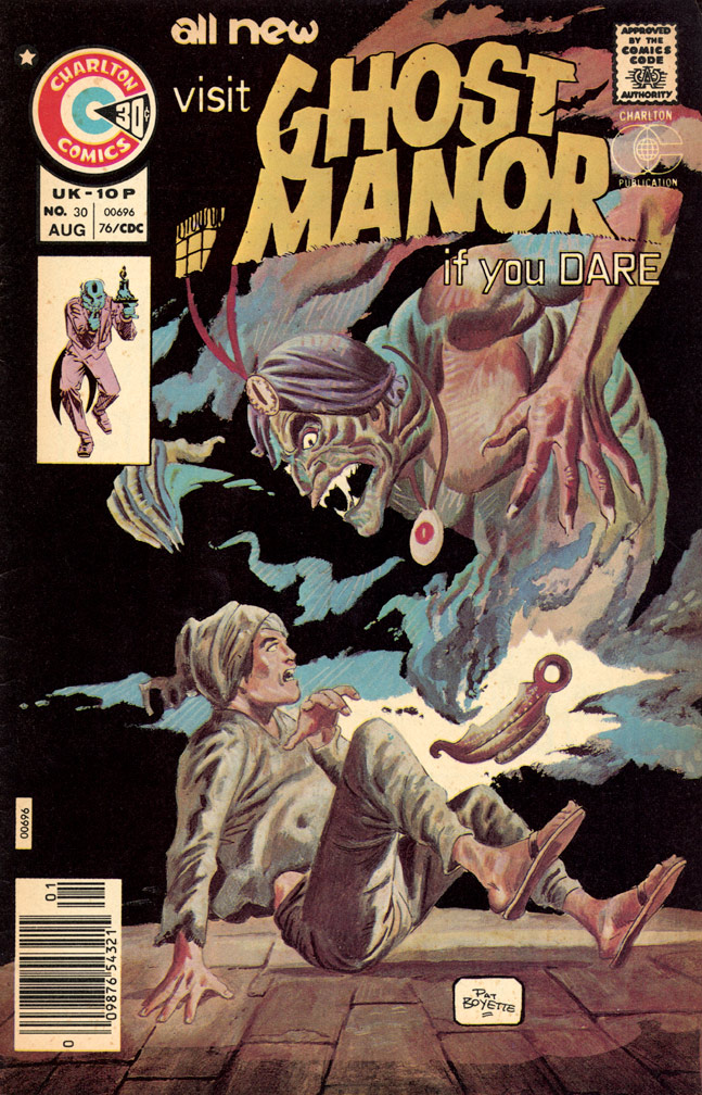 Ghost Manor #30