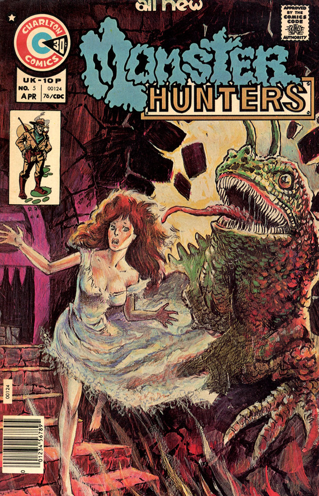 Monster Hunters #5