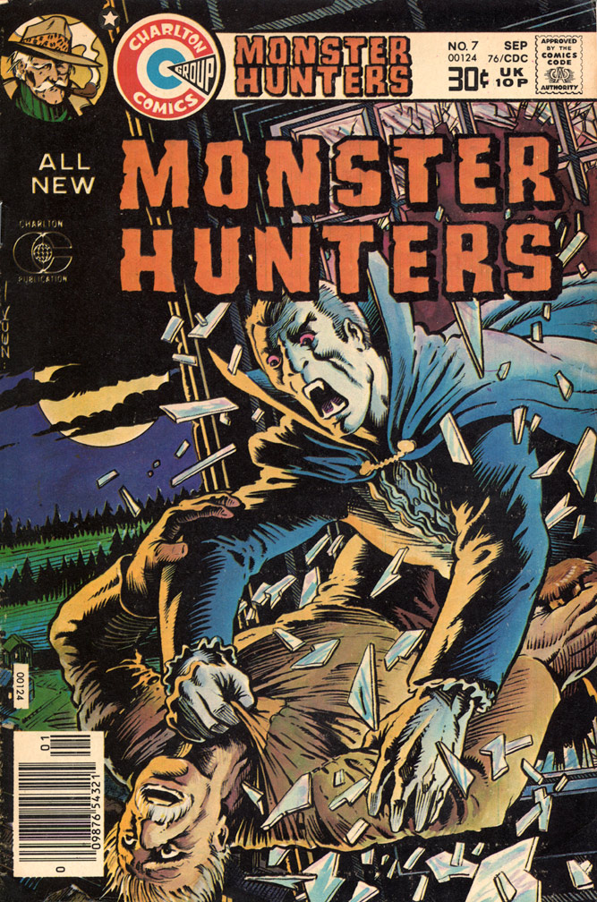 Monster Hunters #7
