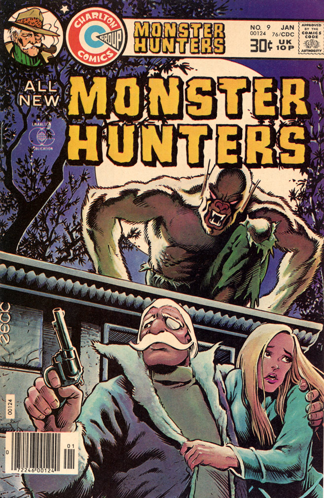 Monster Hunters #9