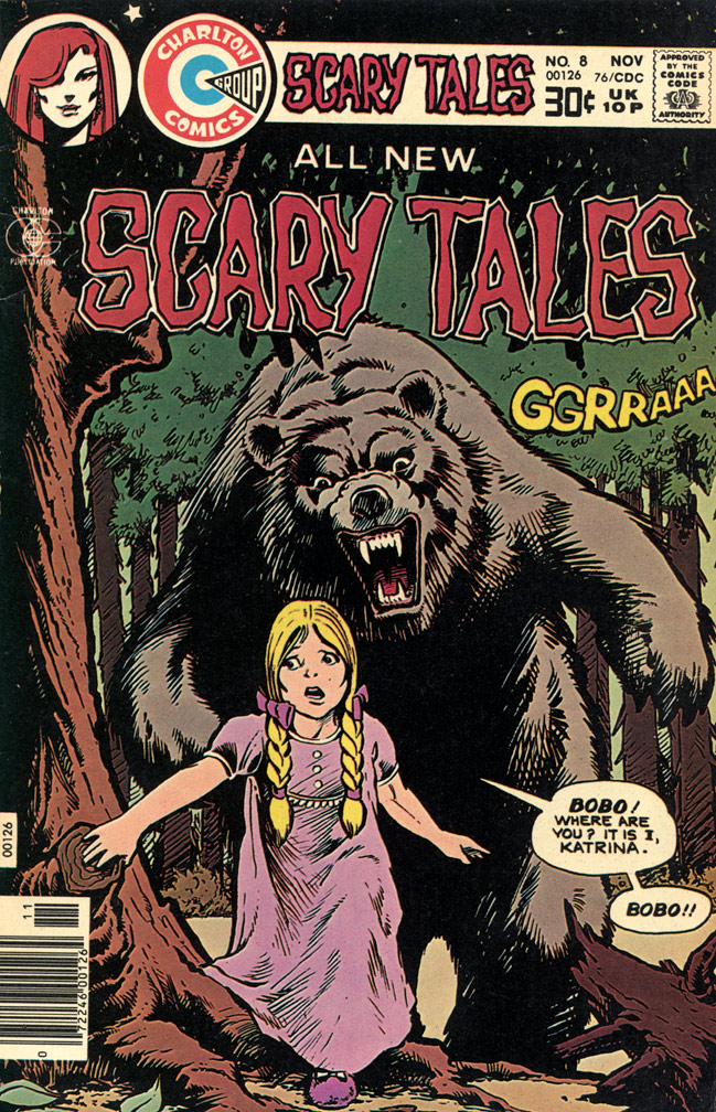Scary Tales #8
