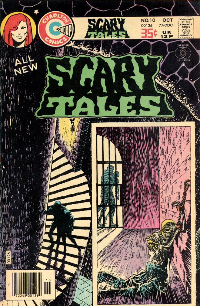 Scary Tales #10