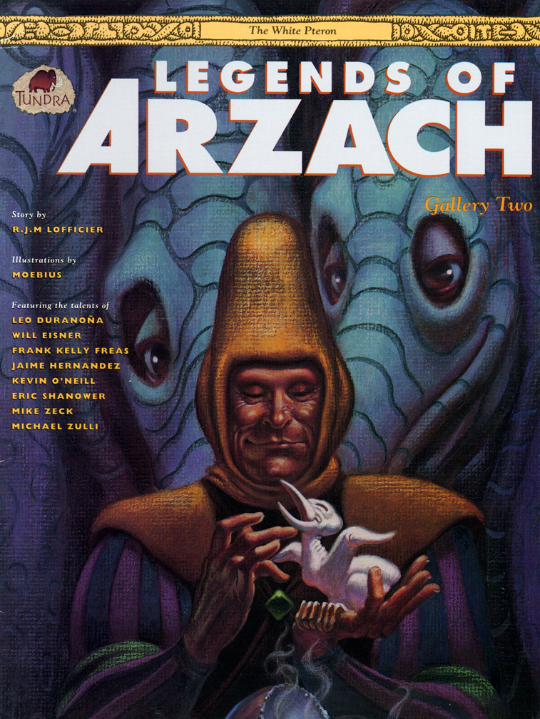Legends of Arzach Gallery #2