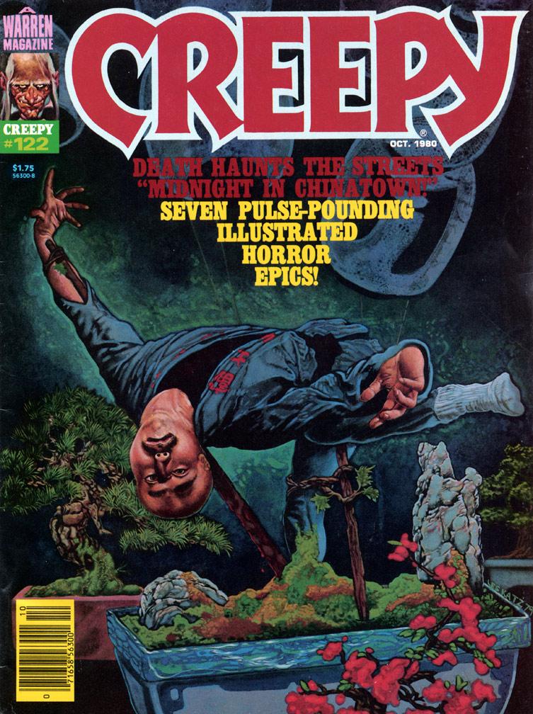 Creepy #122