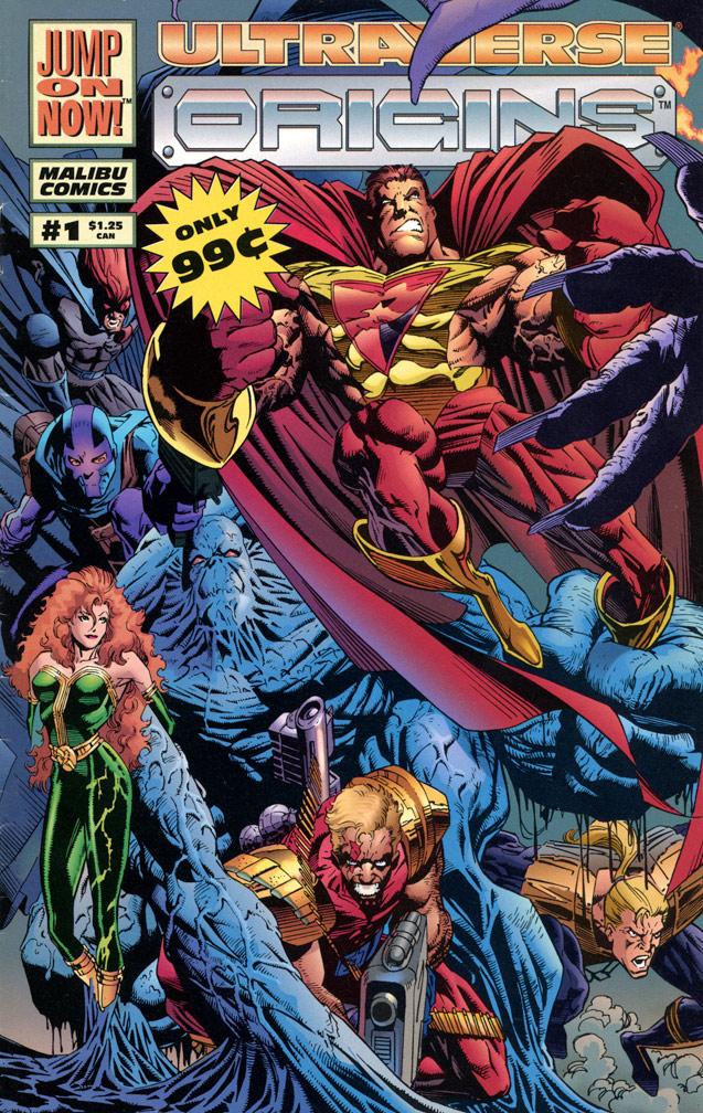 Ultraverse Origins #1