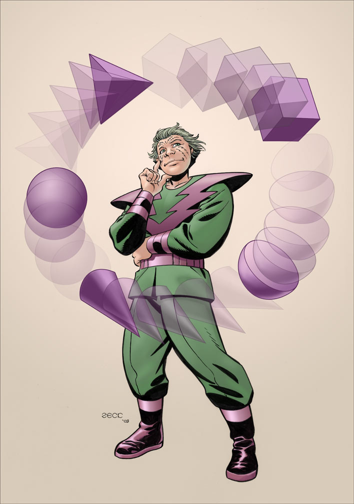 Molecule Man