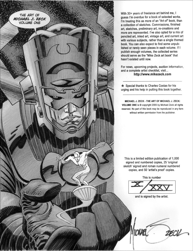 Galactus in Sketchbook