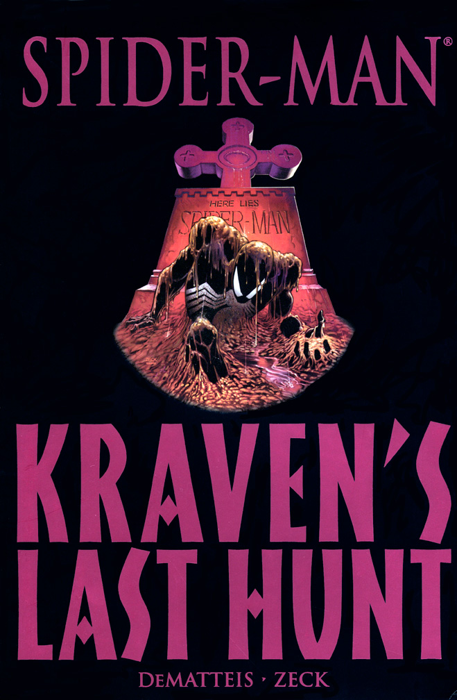 Kraven's Last Hunt - Hardbound Collection 2006