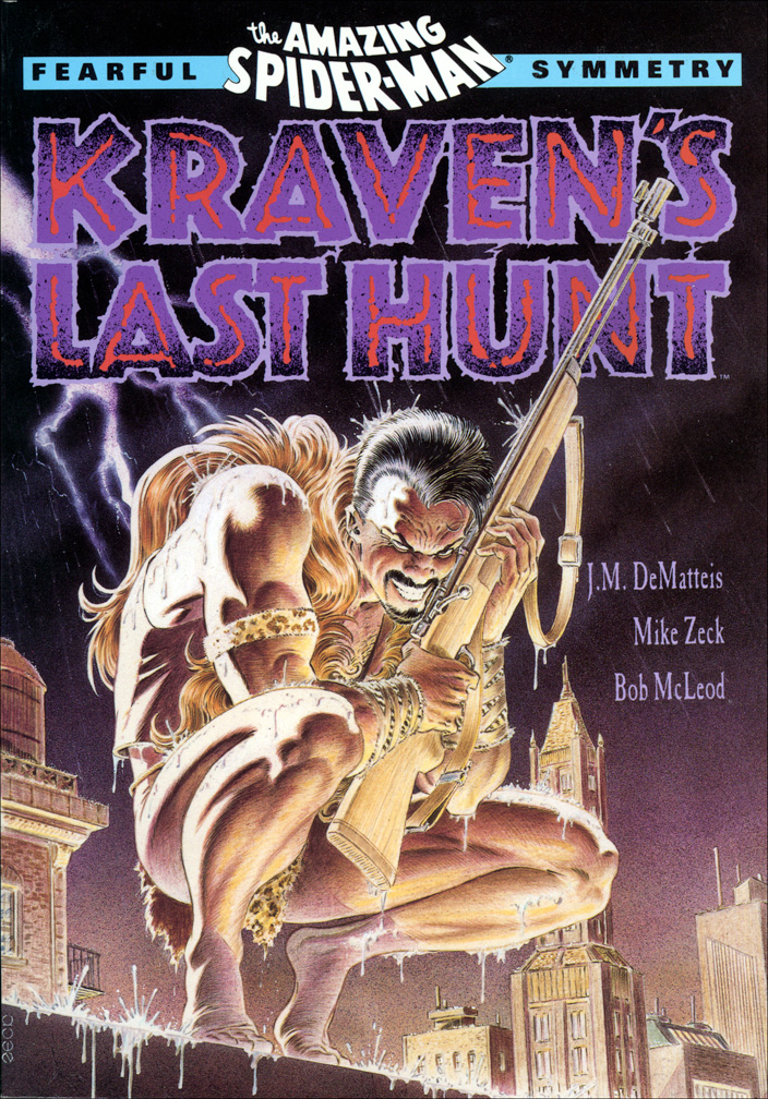 Kraven's Last Hunt - Softbound Collection 1990