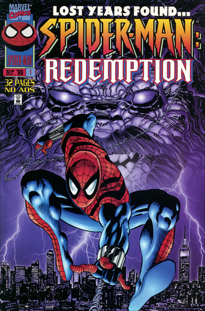 Spider-Man: Redemption #1