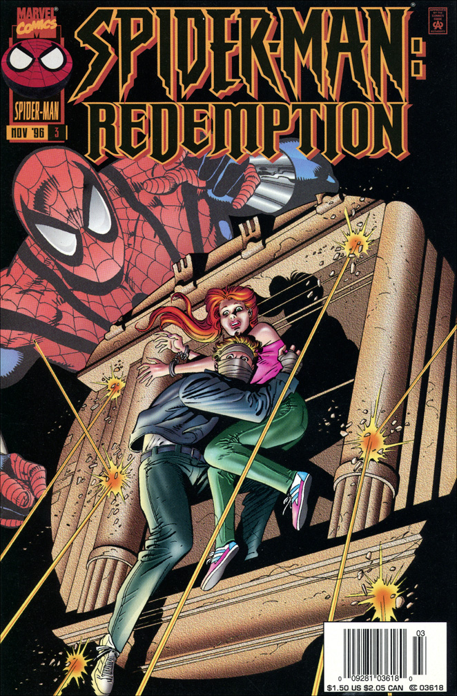 Spider-Man: Redemption #3