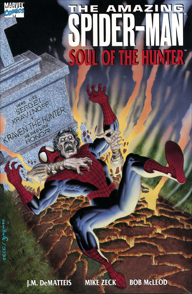 Spider-Man: Soul of the Hunter