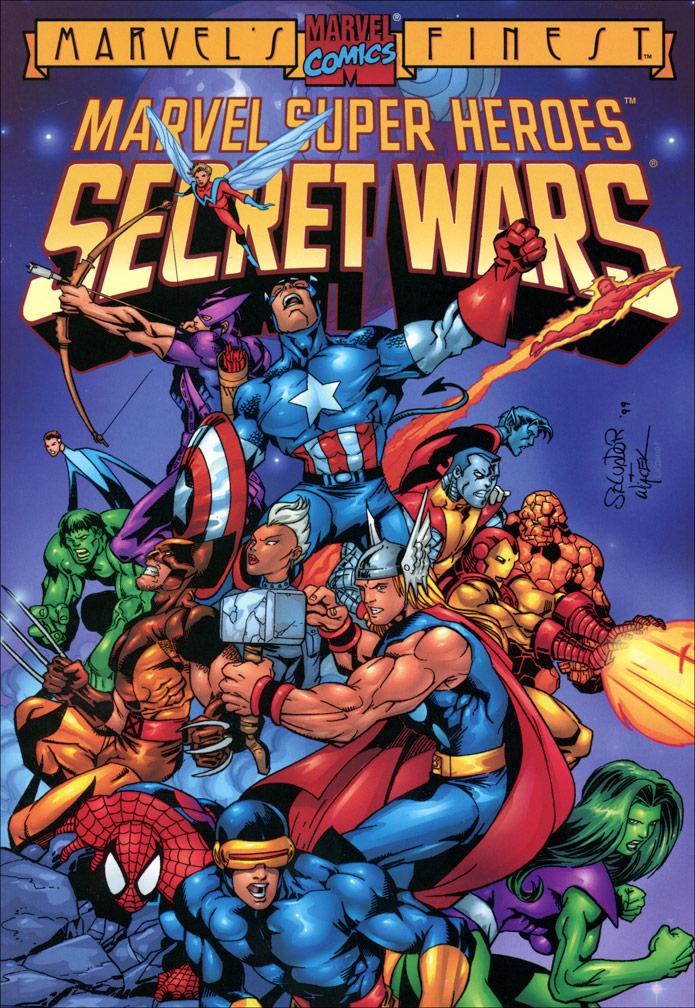 Secret Wars 1999 TPB