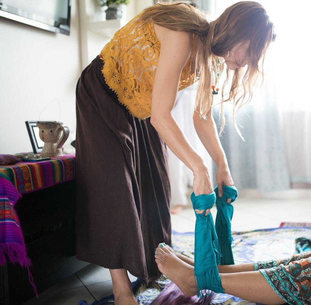 postpartum care -