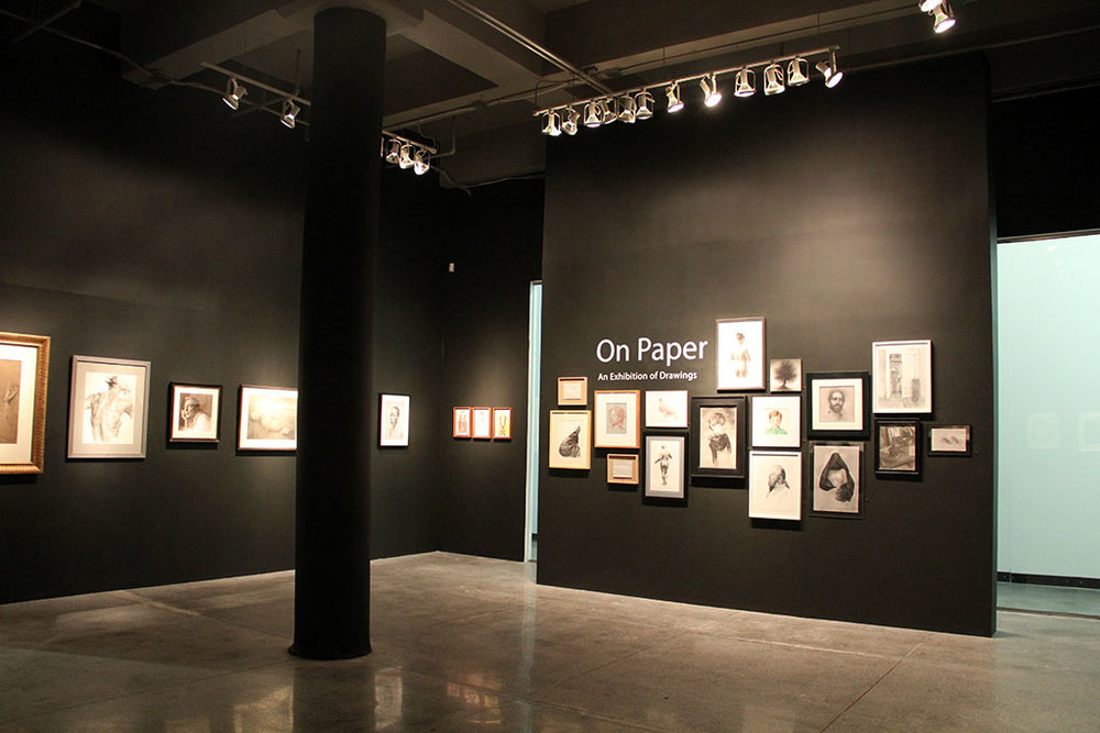 An installation shot of the exhibition. Photo by Jairus Kiyabu.