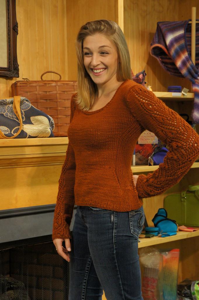 Emily's Sweater