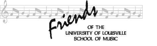 Friends of the School of Music