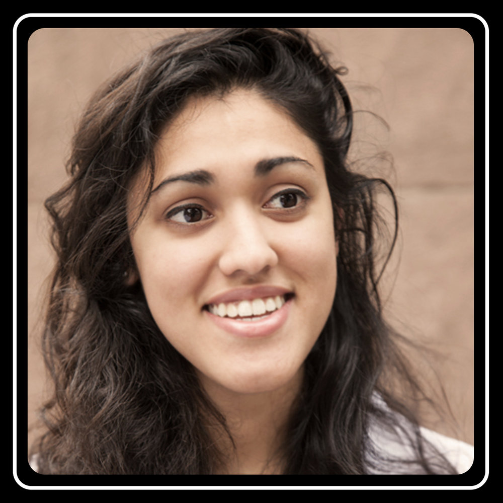 YUVIKA TOLANI Dramaturg, Producer Rarely uncaffeinated, often conflicted on matters of cultural identity, forever a believer in the universal impact of a powerful story. Yuvika was a Theater Studies major at Yale, is the Assistant Line Producer at The Public Theater, and will be a part of the 2016-18 Women's Project Lab, (in addition of course to working on SCORCHED with this dream team!). Yuvika's favorite fairy tale character is the magic carpet in Aladdin.