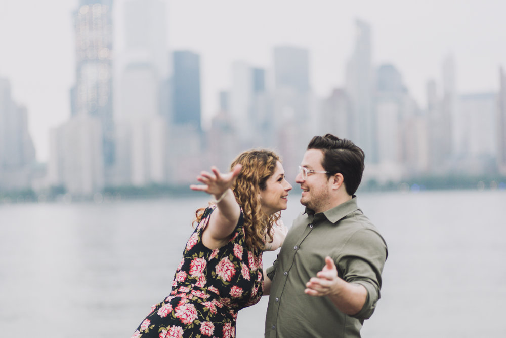 Love Story | Jersey City, NJ Alexandra + Ryan